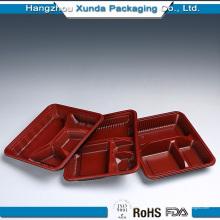 Настройка пластиковой коробки Bento