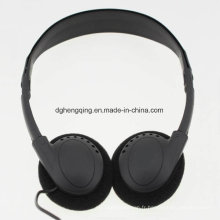 Utilisation parfaite pour casque audio pour classe économique de l'aviation