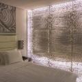 Light Translucent Concrete Panel For Building Decoration