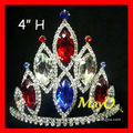 Small Patriotic pageant tiara for girls