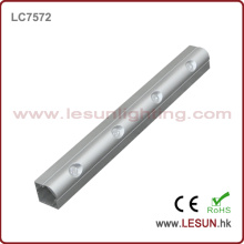 Adjustable Beam Angle CREE LED 4*1W DC24V LED Linear Lighting in Jewelry Showcase (LC7572)