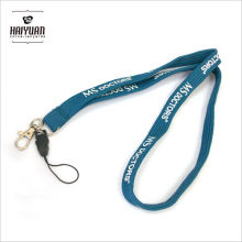 China Import Cheap Custom Printed Personalized Tubular Lanyard