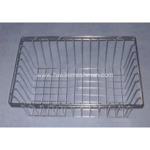 Sterilization Wire Basket - Durable & Space Saving