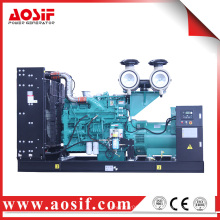China Top Land Generator gesetzt 500kw / 625kva 60Hz 1800 U / min Generator