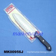 "7\"" Stainless Steel Damascus  Santuko Knife"