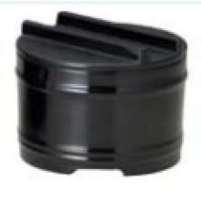 Bol à mélamine avec couvercle / vaisselle en mélamine (QQBK572S)