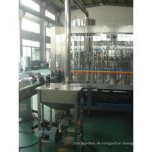 Automatische Flasche spülen, füllen, Capping Maschine 3 in 1