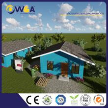 (WAS1501-52D) Structure en acier de Chine-Bâtiment en acier léger-Maison modulaire