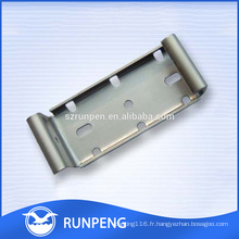 Pièces mécaniques d'estampage des pièces de fabrication de tôle