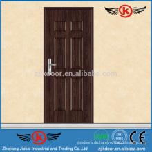 JK-AM9019 American Stahl Tür / Eingang Tür Design / Stahl Tür niedrigen Preis