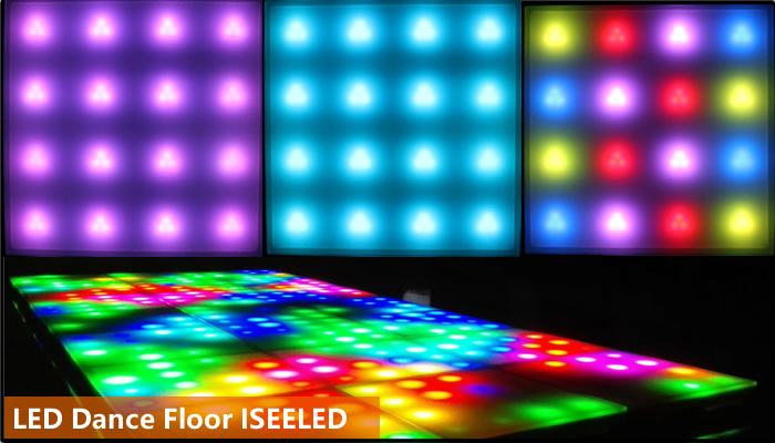 Disco Floor Light
