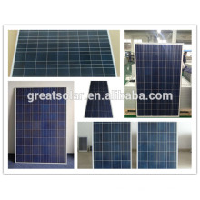240W 30V Polycrystalline Solar Panel, Solar Power System ISO Certified Factory with Full Certification