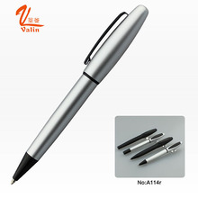 Nombre personal Plumas Laser Logo Design Metal Pen