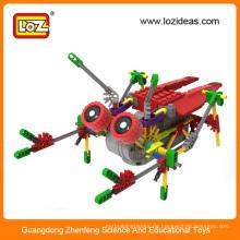 Loz Diy montiert Bausteine Spielzeug für Kinder