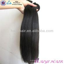 Бразильские Волосы Расширение Прямой Объемная Волна Вьющиеся Черные Волосы Переплетения Бренды