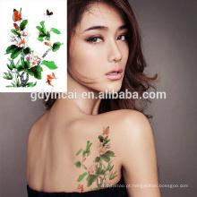 VENDA QUENTE, A última etiqueta do tatuagem Temporária para ahorning com baixo preço