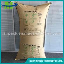 Évitez les produits endommagent le sac de papier d'air de papier d'emballage de Kraft