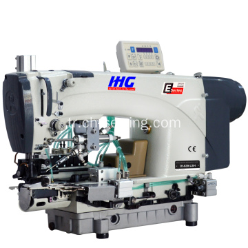IH-639D-CSH Zincir Dikişi Alt Hemming Machine ThreadTrimmer