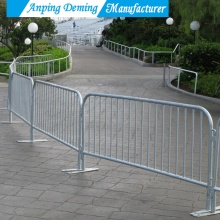 Power Coated Traffic Barrier/Crowd Control Barrier