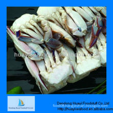 frozen cut crab seafood