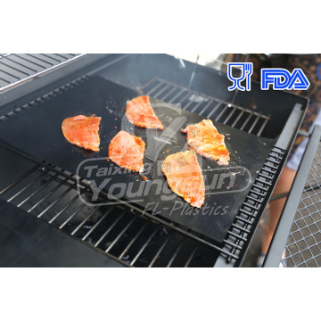 Durable et comestible Pads Grill