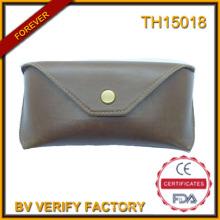 Th15018 мода Sunglass дело/Sunglass случай/кожа солнцезащитные очки случае