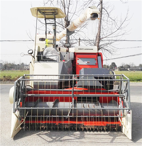 Rice Combine Harvestor Machine