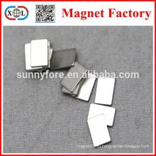 Магнит блок никель N40