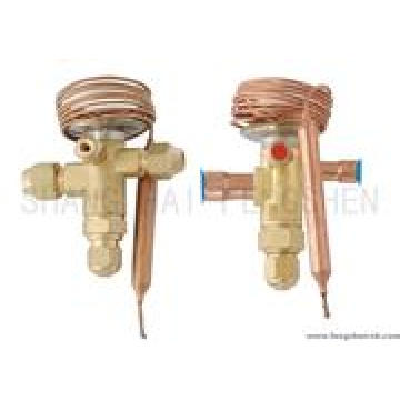 Thermostatic Expansion Valves SSATVE, SSBTVE SERIES