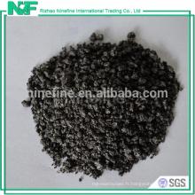 Coke bas de pétrole de graphite de cendre de soufre bas pour le ciment faisant des machines