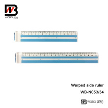 New Design Plastic Ruler for Office and School Supply