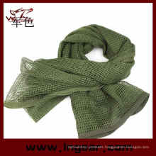 Military Tactical Mesh Net Camo Multi Purpose Scarf for Wargame