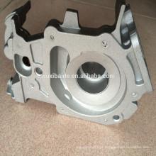 Fundição de alumínio 4 eixo cnc máquinas de usinagem peças