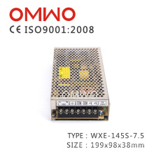 Wxe-150s-7.5 150W 7.5V fuente de alimentación PSU Wxe-150s-7.5