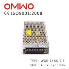 Wxe-150s-7.5 Fonte de alimentação de 150W 7.5V PSU Wxe-150s-7.5
