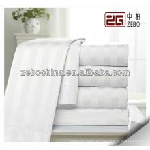 Ropa de cama de algodón satinado al por mayor en China