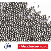 Metal abrasive stainless steel shot 0.4-2.5mm for shot peening