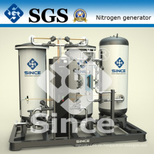 PSA-Stickstoff-Gasgenerator mit Behälter
