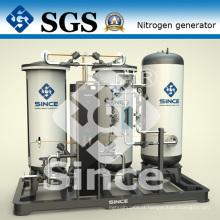Purificação de Nitrogênio PSA Induatrial no local