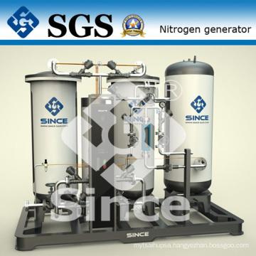 PSA Nitrogen Gas Generation Plant with ASME Compliant