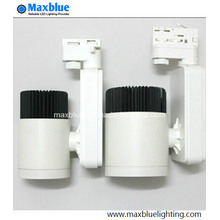 40w 4 Wire 3 Phase Cree / glänzende Cob Led Track Light