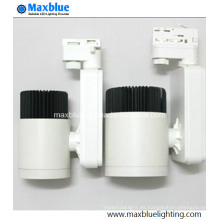 Ra80 / 90 CREE / Ciudadano / Sharp / Lustrous COB LED Track Light
