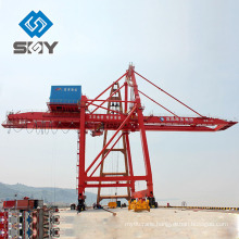 GRAB BUCKET LOADER& SHIP UNLOADER CRANE FOR BULK CARGO HANDLING