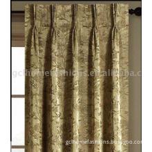 Nicole pleat window curtain