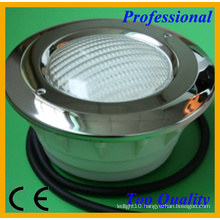 outdoor decorative rbg recessed led pool light