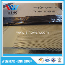perforated diffusers ceiling acoustic panel