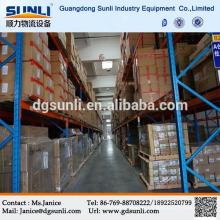 Китай поставщик склад хранения продуктовых паллетные стеллажи
