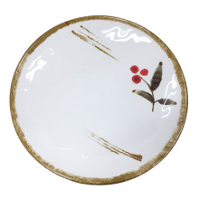 "100% Melamine Tableware/11"" Round Plate/Dinnerware (AT13807-11)"