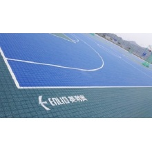 Enilio Outdoor Basketball Tiles FIBA