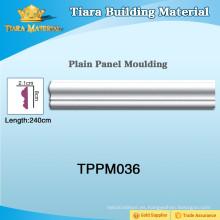 Multi-Color PU panel de pared de moldeo con numerosos en la variedad